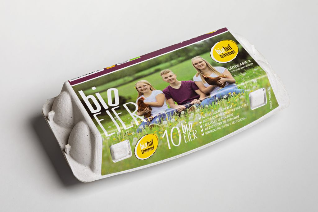 Bio-Eier 10er-Karton