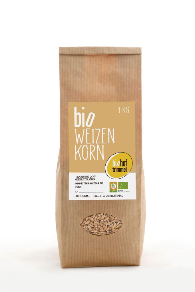 Bio-Weizenkorn